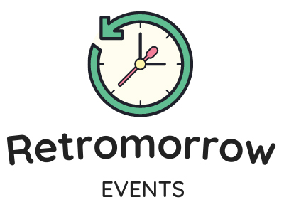 logo retromorrow events