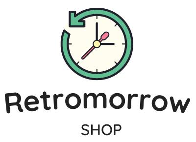 logo retromorrow shop